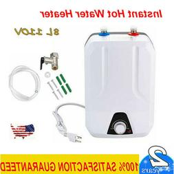 Instant Hot Water Heater Electric Tank On Demand House Sink