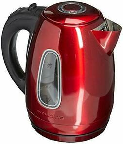 Ovente KS960R Electric Kettle, Cordless Tea and Water Heater