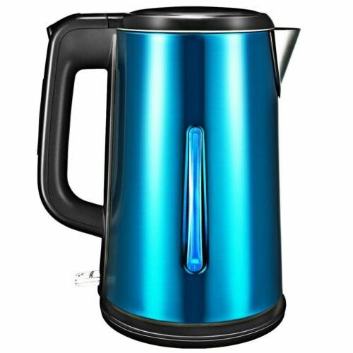 1 8l electric tea kettle stainless steel