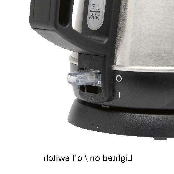 1 Tea Heater, Stainless