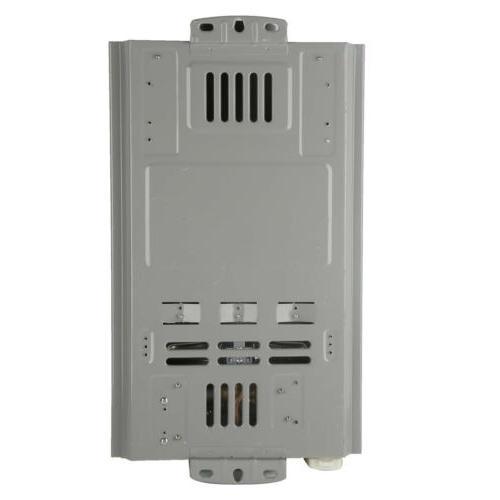 8L Instant Water Heater Propane Steel Shower Head