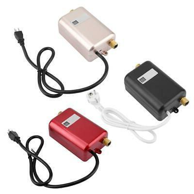 110/220V Mini Instant Electric Tankless Shower Bathroom