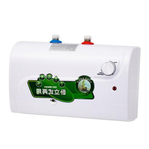 Instant Water Heater Water Tank Household 1500w Kitchen Quic
