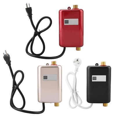 110v tankless instant electric hot water heater