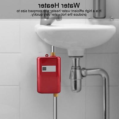 110V Tankless Water Shower