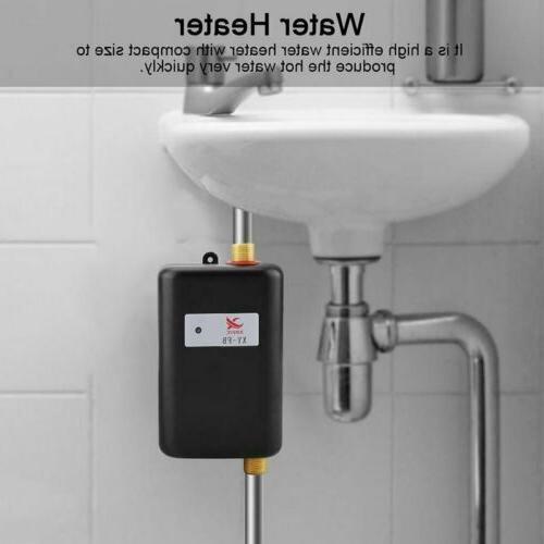 110V 3800W Instant Hot Shower