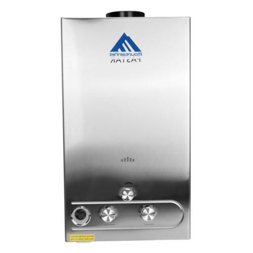 12L Gas Propane Water Instant Water Shower