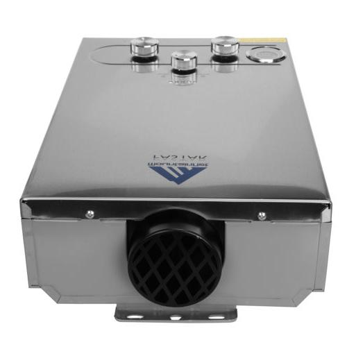 12L 3.2GPM Propane Instant Hot Boiler Shower