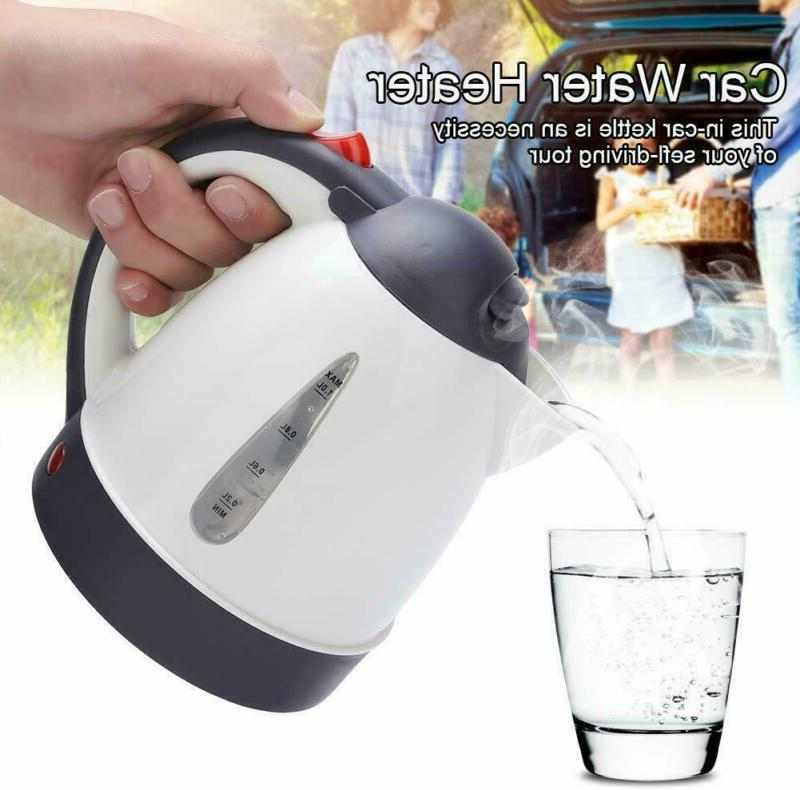 12V 1L Travel Kettle Coffee US