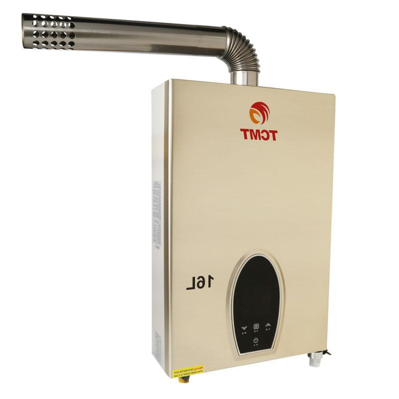 16L Natural Gas Tankless Hot On Whole