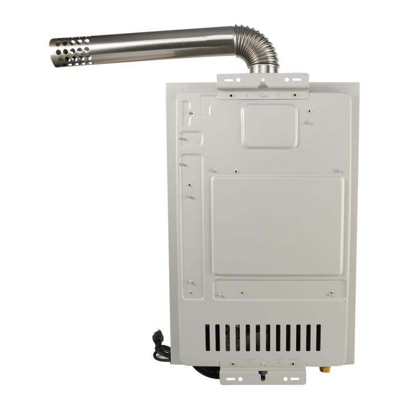 16L Gas Hot Water Heater On
