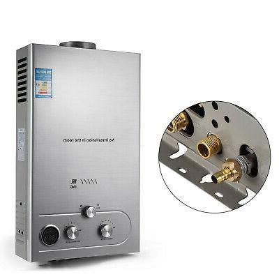 16L Heater Natural Boiler 4.3GPM Kit