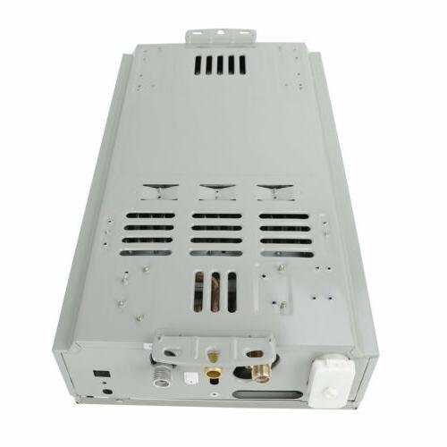 18L Gas LPG Tankless 5GPM Instant Boiler Shower