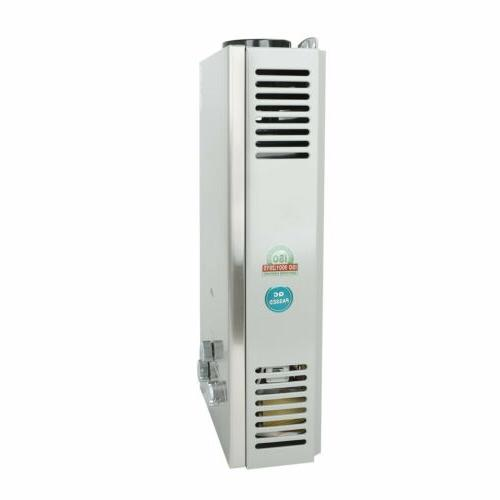 18L Tankless Heater 5GPM Boiler Shower