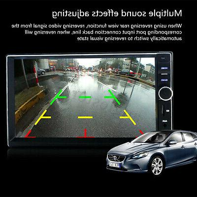 Bluetooth Player Radio 7'' HD MP5 Screen Free