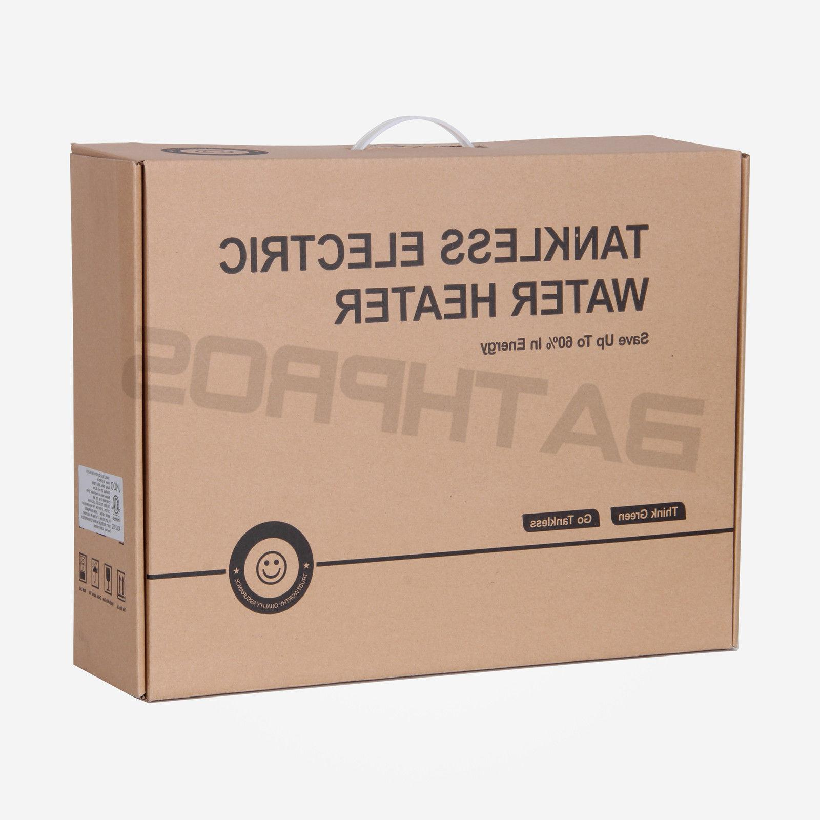 27KW Instant Hot Heater On Demand 240V