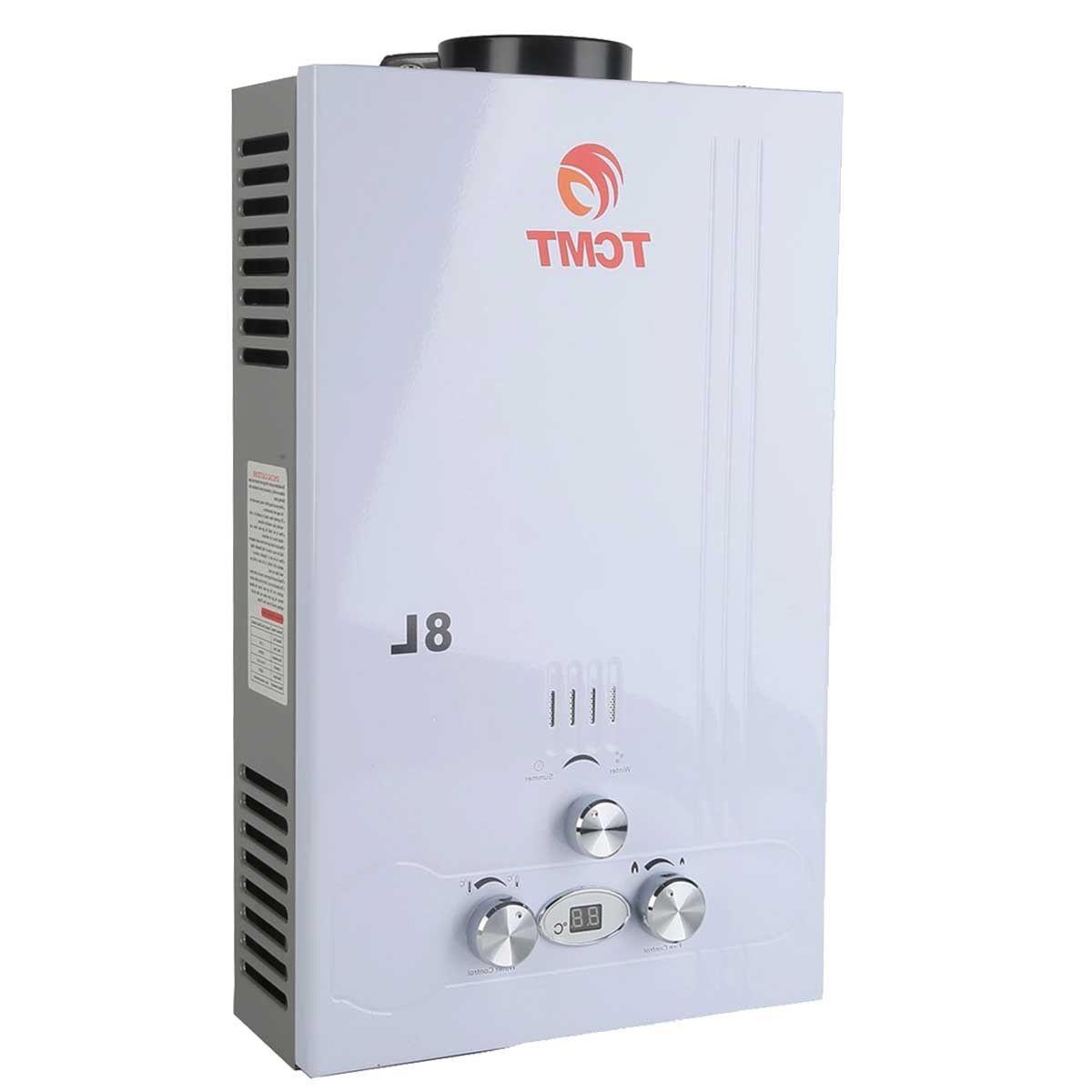 2GPM Instant Tankless 8L LPG Hot Demand Propane