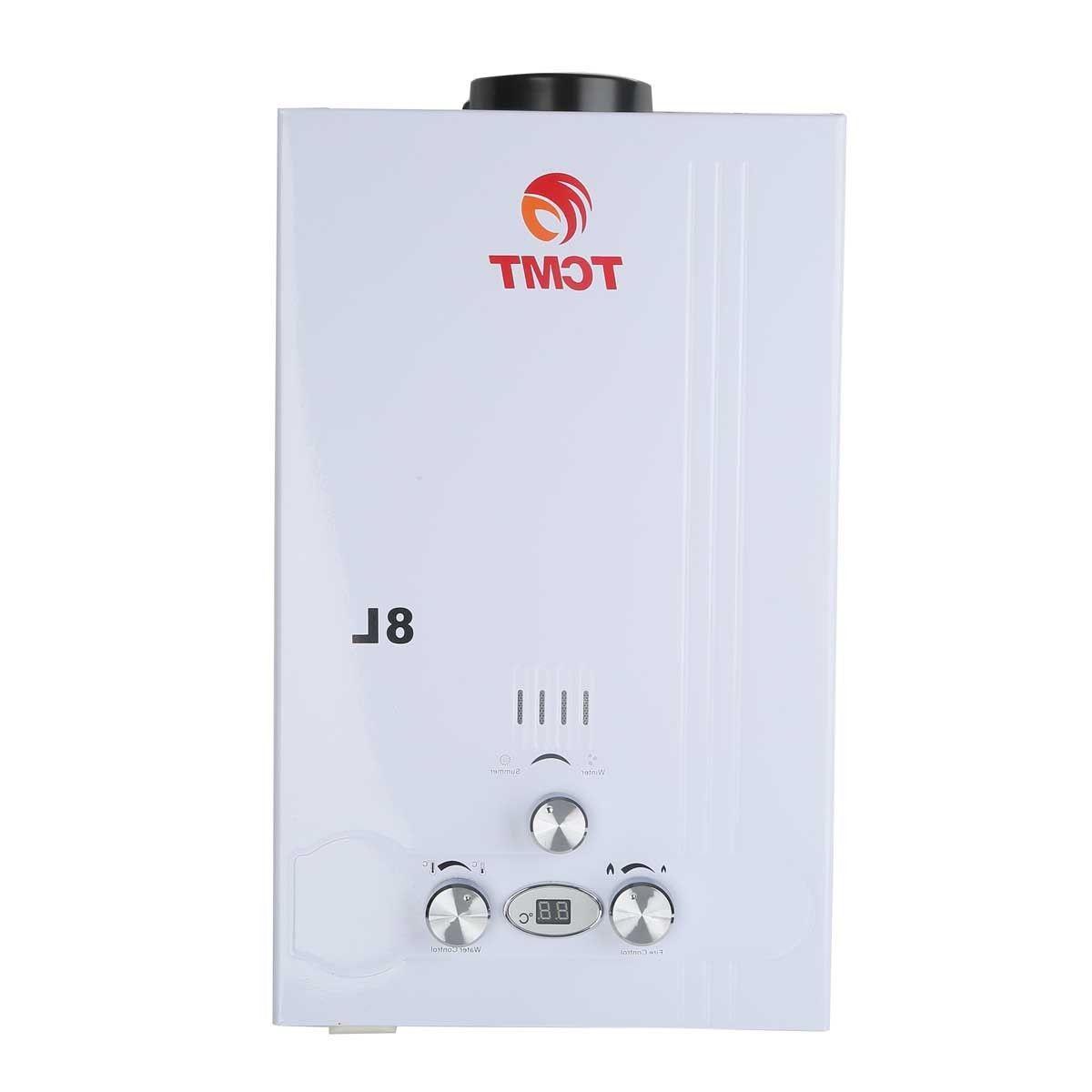 2GPM Boiler 8L House Hot Demand Propane
