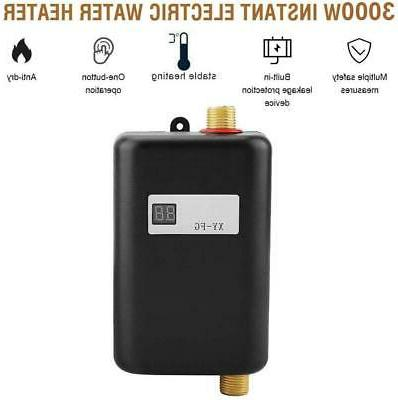 3000W Tankless Instant Heater for