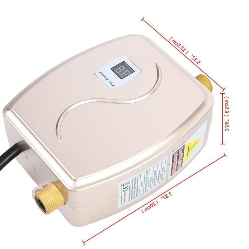 110V Electric Water Boiler Kitchen Bathroom