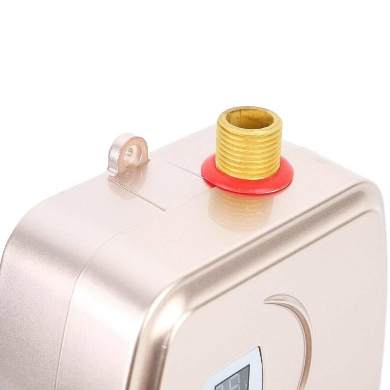 110V Instant Water Boiler Kitchen