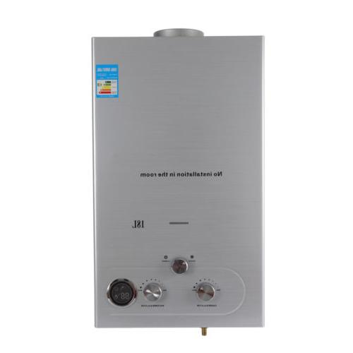 36KW 18L Tankless Hot Water Instant On House