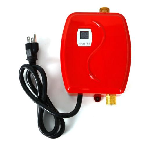3000W 110V Electric Tankless Heater