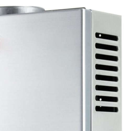 18L Natural Water Heater Instant Boiler On Heater