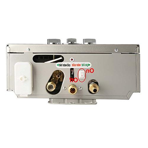 TC-Home 18L LPG Liquid House Heater Boiler