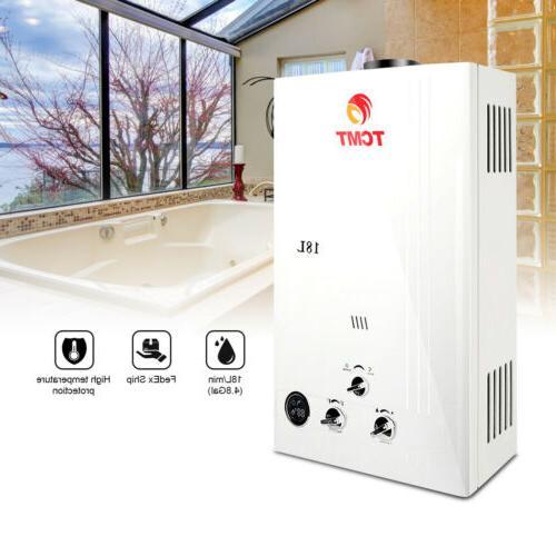 TC-Home 4.8GPM 18L LPG Liquid Propane House Heater