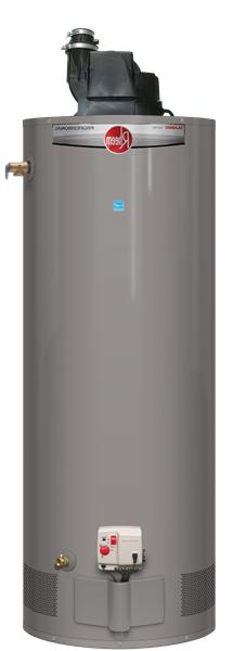 Rheem 50 Gallon PROG50S-32P RH67PV LP Power Vent Water Heate