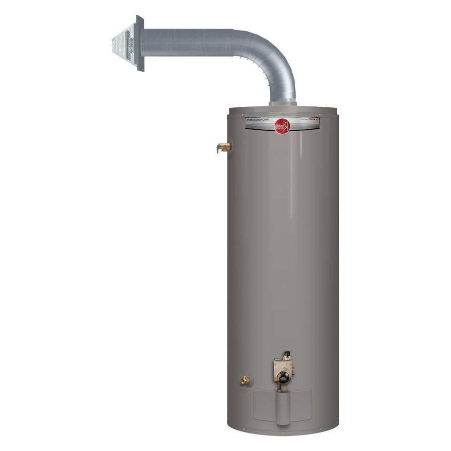 Rheem 50 Gallon Natural Gas Direct Vent Water Heater  PROG50