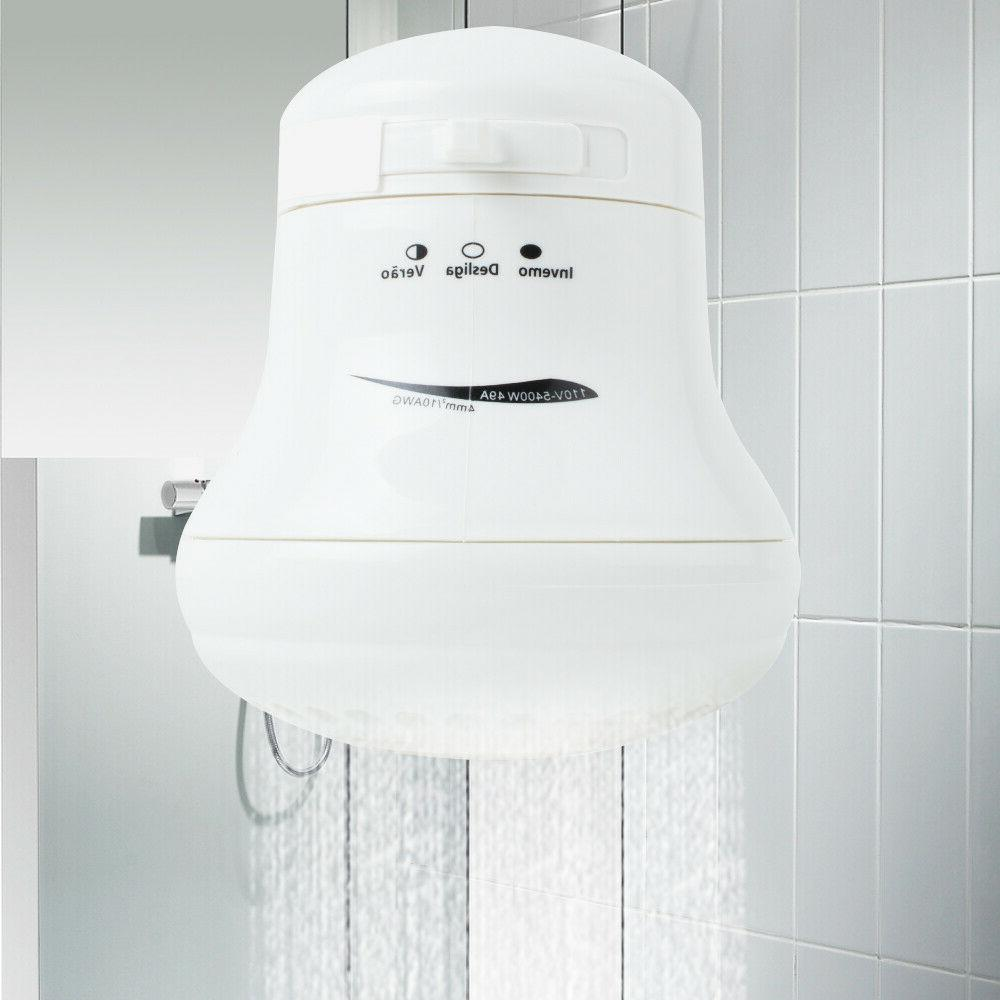 Electric Shower Head Tankless Water Heater / Instant Hot Wat