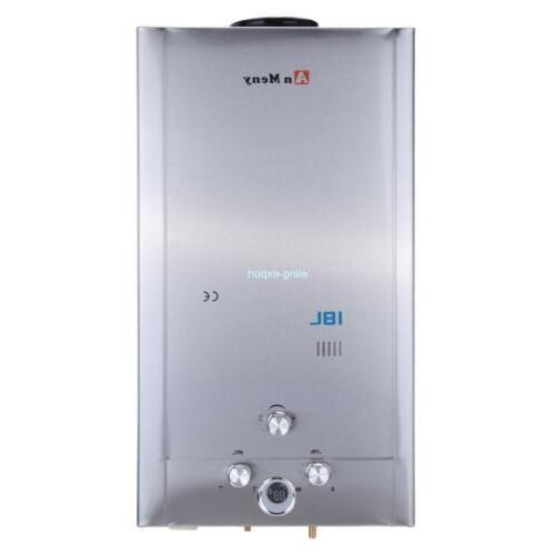 5GPM Gas Tankless Hot Heater Shower