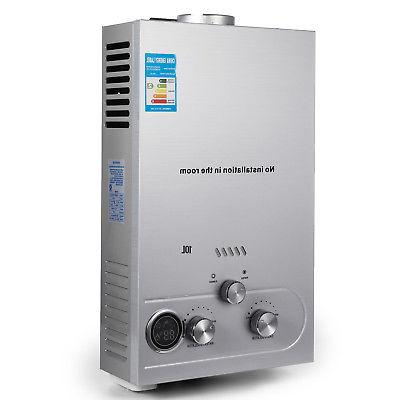 6/8/10/12/16/18L Gas Water Tankless Water Heater
