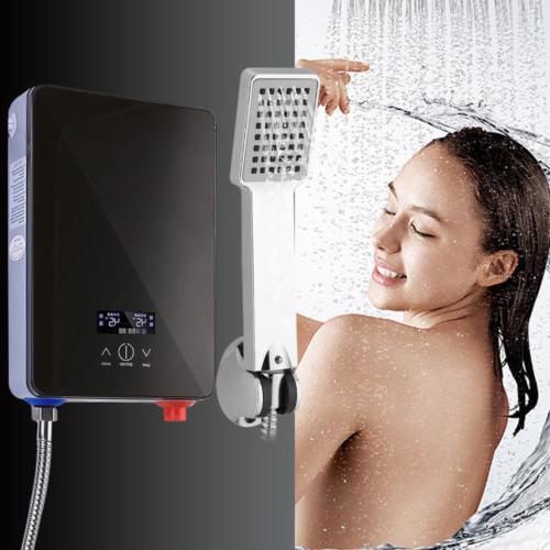 Electric Boiler Bathroom