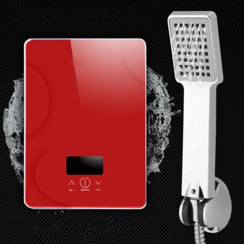 6500W Electric Boiler Bathroom