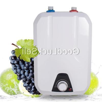 8L Tankless Hot Water Bathroom 110V US FAST