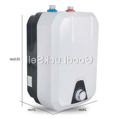 8L Hot Water Heater 1500W Bathroom Home 110V FAST