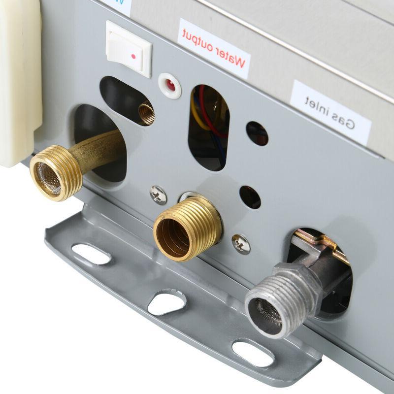 8L Water Heater Head