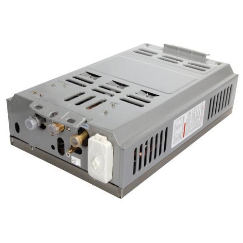 8L Instant Water Heater Propane Panel Head