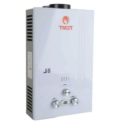 Water Heater Boiler LPG Propane Head