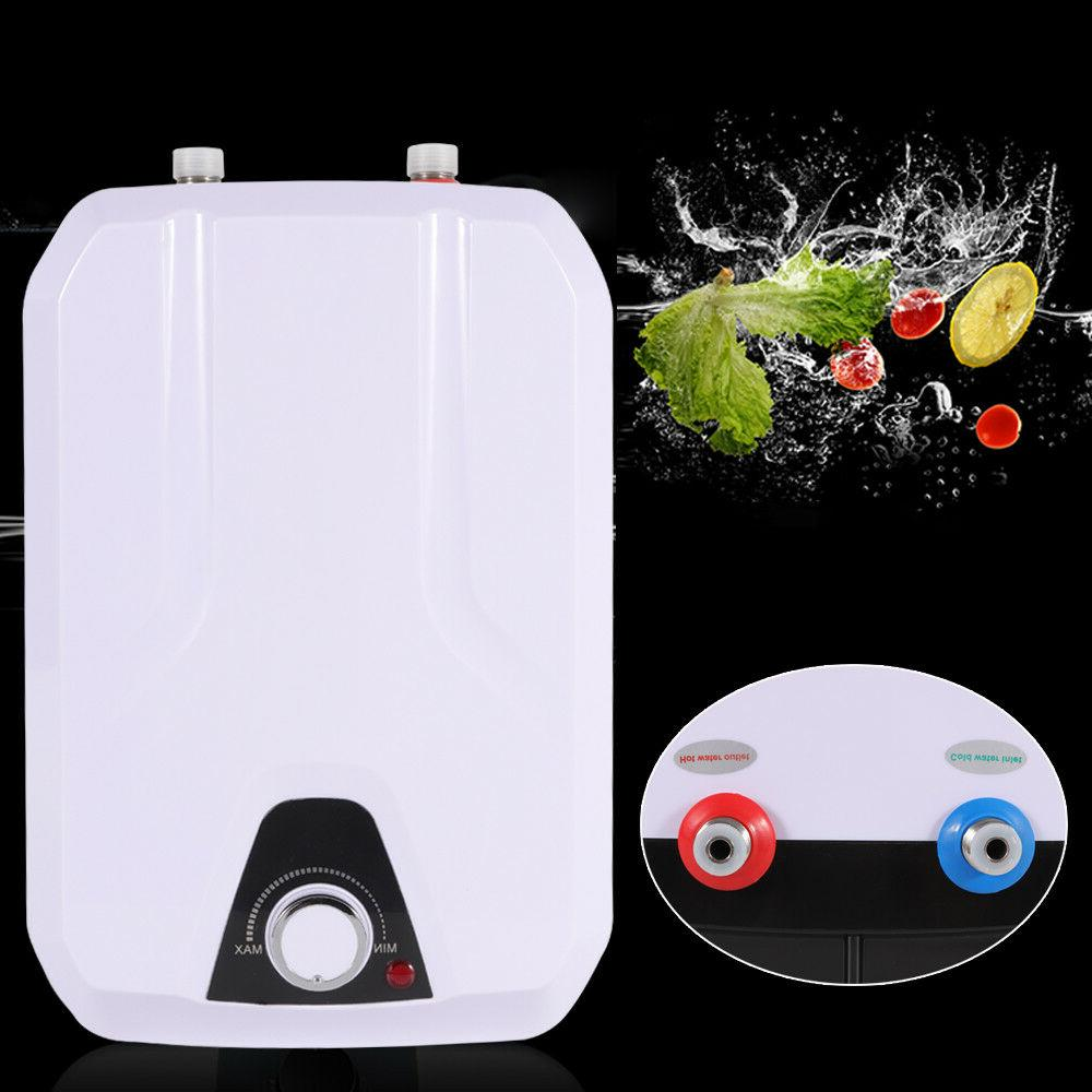 8L Instant Electric Water Heater 1500W Water Boiler