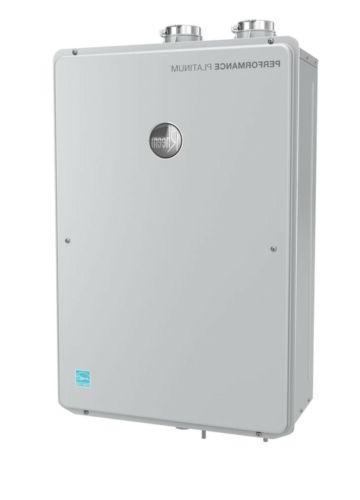 Rheem 9.5GPM Natural Gas Indoor Tankless Water Heater Platinum ECOH200DVLN-2
