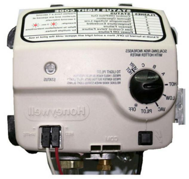 9007884 reliance 300 series electronic water heater