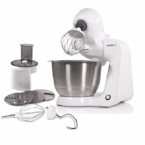 Bosch Styline Stand Mixer with Continuous Shredder