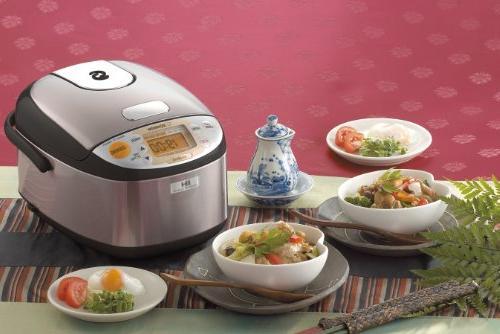 Zojirushi System Rice Cooker and Warmer, 0.54 L, Dark