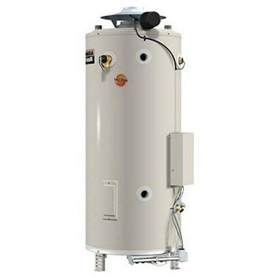 AO Smith Master-Fit BTR-199 B Vent Natural Gas Water Heater,