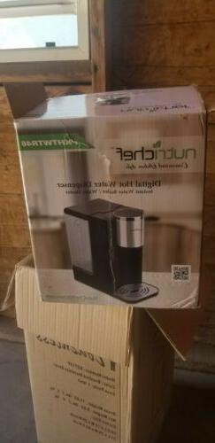 BN NutriChef Digital Hot Water Dispenser-Instant Water Boile