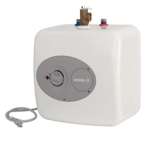 Bosch Tronic 3000 T 4-Gallon Electric Mini-Tank Water Heater